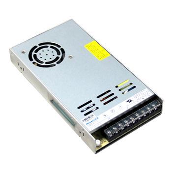 350W单路输出12V/24V工业电源